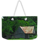 Feed Stand Weekender Tote Bag by Scott Hervieux