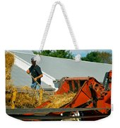 Feed The Machine Weekender Tote Bag