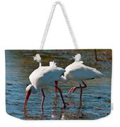 Feeding Time Weekender Tote Bag