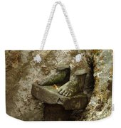 Cambodia Carved Feet Weekender Tote Bag