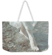Feet In Water Weekender Tote Bag