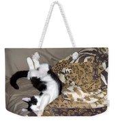 Felis Catus Weekender Tote Bag