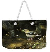 Female Grossbeak Weekender Tote Bag