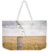 Fence Post Weekender Tote Bag