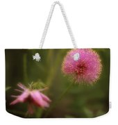 Fern Touch-me-not Weekender Tote Bag