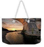 Fernbridge Sunset Weekender Tote Bag