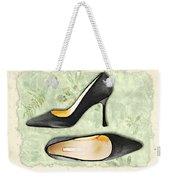 Ferns And Feet Weekender Tote Bag