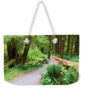 Ferns And Mosses Weekender Tote Bag