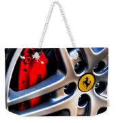 Ferrari Shoes Weekender Tote Bag