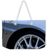 Ferrari Wheel And Emblems Weekender Tote Bag