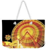 Ferris Wheel And Other Rides, Derry Weekender Tote Bag