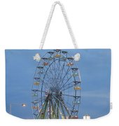 Ferris Wheel At Virginia Beach Weekender Tote Bag