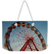 Ferris Wheel Iv Weekender Tote Bag