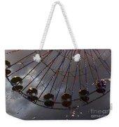 Ferris Wheel Reflection Weekender Tote Bag