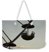 Ferris Wheel Silhouette Weekender Tote Bag
