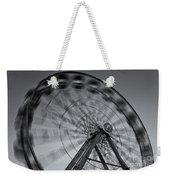 Ferris Wheel V Weekender Tote Bag