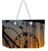 Ferris Wheels Weekender Tote Bag