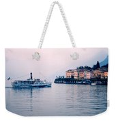 Ferry To Bellagio On Lake Como Weekender Tote Bag
