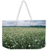 Field Of Wildflowers, Montezuma Weekender Tote Bag