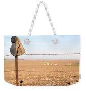 Field Work Weekender Tote Bag