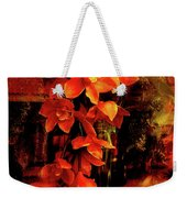 Fiery Ladies Weekender Tote Bag