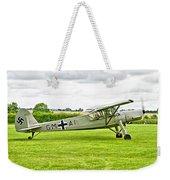 Fieseler Fi 156 Storch Weekender Tote Bag