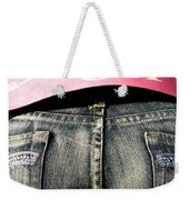 Fifty Percent Off Weekender Tote Bag