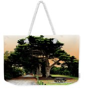 Fig Tree Lane Weekender Tote Bag