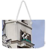 Fighting Goats Of Posnan Poland Weekender Tote Bag