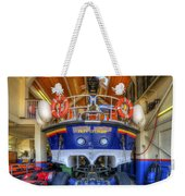 Filey Lifeboat Weekender Tote Bag