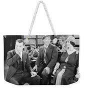 Film: All Aboard, 1927 Weekender Tote Bag