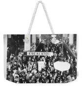 Film Still: Becky, 1927 Weekender Tote Bag by Granger