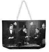 Film Still: Men Group Weekender Tote Bag