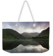 Fin Lough, Delphi Valley, Co Galway Weekender Tote Bag