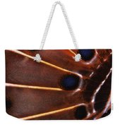 Fin Of A Scorpionfish, Indonesia Weekender Tote Bag
