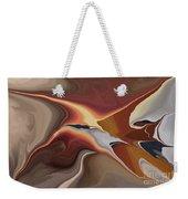Finding Your Way Weekender Tote Bag by Deborah Benoit