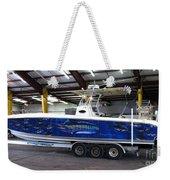 Fine Art Boat Wraps Weekender Tote Bag