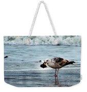 Fine Ocean Dining Weekender Tote Bag by Paul Ward