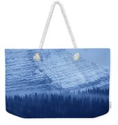 Fir And Spruce Tower Over The Forest Weekender Tote Bag
