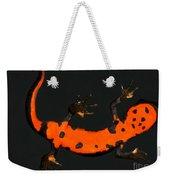 Fire Belly Newt Weekender Tote Bag