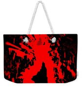 Fire Dance Weekender Tote Bag