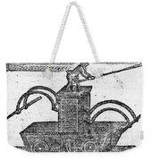 Fire Engine, 1769 Weekender Tote Bag by Granger