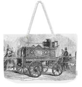 Fire Engine, 1862 Weekender Tote Bag