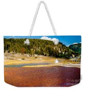 Firehole Lake Weekender Tote Bag
