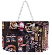 Fireman - Discharge Panel Weekender Tote Bag