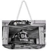 Fireman - Fire Helmets Weekender Tote Bag