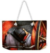 Fireman - Hat - South Plainfield Fire Dept Weekender Tote Bag