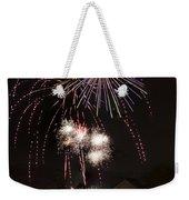 Fireworks 1 Weekender Tote Bag
