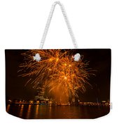 Fireworks London Weekender Tote Bag