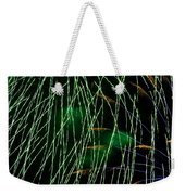 Fireworks Up Close Weekender Tote Bag
